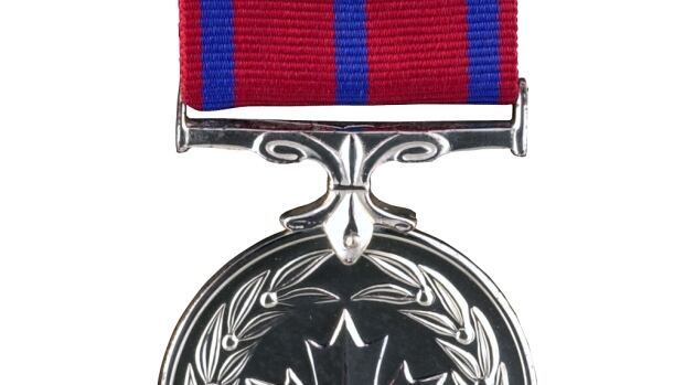 Thirty-one Medals of Bravery were presented today by Gov. Gen. David Johnston. Three New Brunswickers were among the recipients.