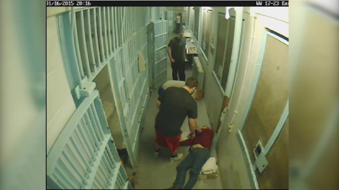 inmate assault at her majesty u0026 39 s penitentiary