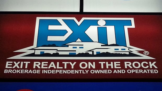 Exit Realty on the Rock had its licence suspended on Feb. 4, 2016, and went into receivership the next day.