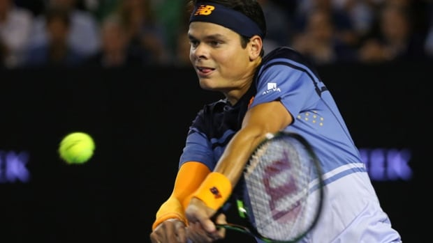 Milos Raonic, Canada's top-ranked tennis player, leads the team into a first-round Davis Cup tie against highly-touted France in Guadeloupe, France, March 4-6.