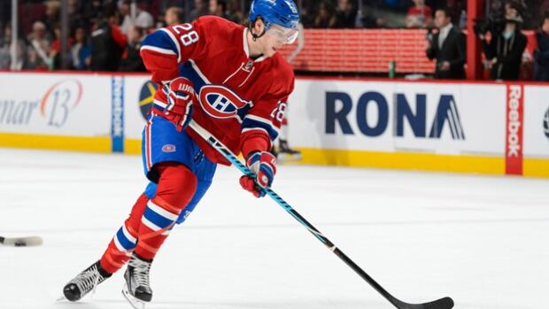 Canadiens defenceman Nathan Beaulieu did not make the trip to Washington after suffering a lower-body injury Monday, and will be out at least one game. Fellow blue-liners Tom Gilbert and Jeff Petry also won't face the Capitals, who have won four straight and on Monday became the first team in NHL history to have 44 victories in its first 58 games of a season.
