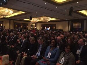 Crowd to hear Saudi oil minister Ali Al-Naimi speak in Houston