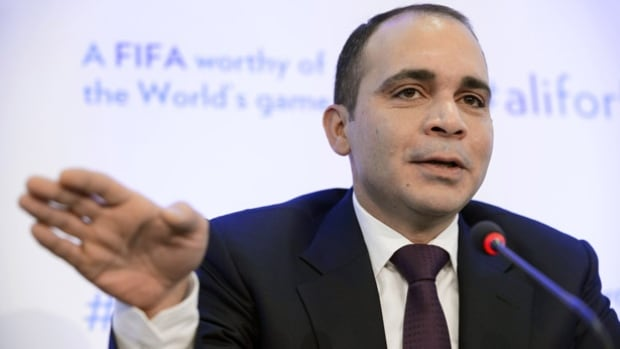 Prince Ali bin al Hussein of Jordan is asking for FIFA's presidential vote, scheduled for Friday, Feb. 26, to be postponed 'to insure the integrity of the voting process' and has appealed to the Court of Arbitration for Sport.