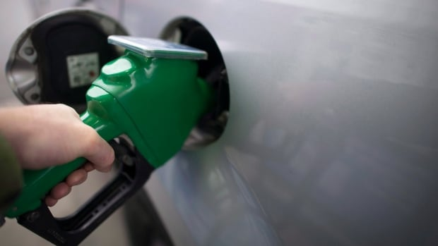 Gas prices are up one cent in Prince Edward Island.