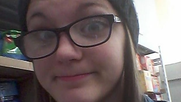 16-year-old Emma Murray has been missing in Fredericton since Monday afternoon.