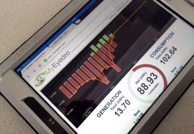 net zero energy app