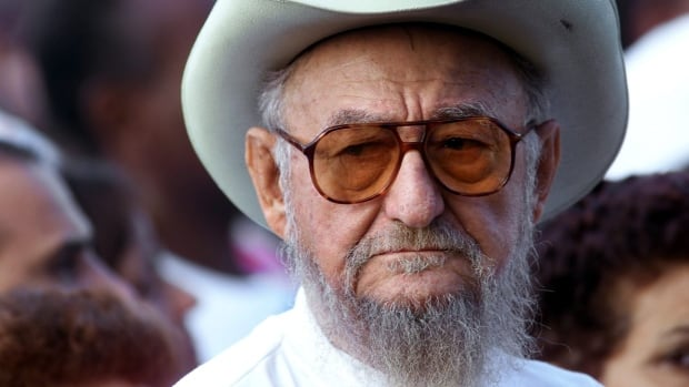 Ramon Castro, older brother of Cuban revolutionary leader Fidel Castro, died on Tuesday, state media announced.