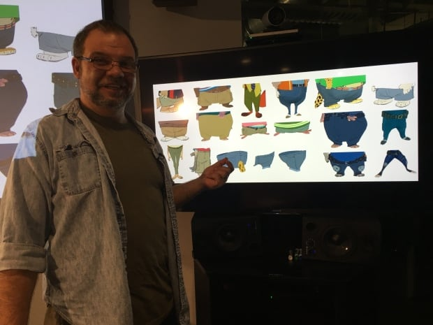 Dave Komorowski/Head characters and technical animation
