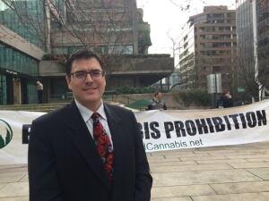 Kirk Tousaw marijuana lawyer