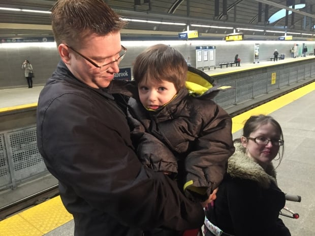 CTrain family rescue