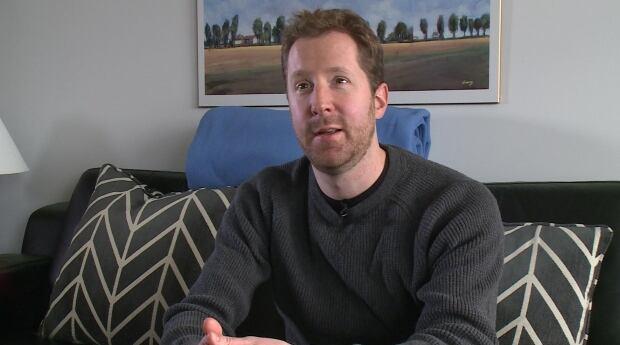 Nick Mercer, brain injury blogger and podcaster