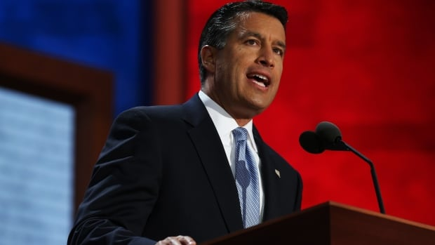 Republican Gov. Brian Sandoval of Nevada said over the weekend he was honoured his name was mentioned but had heard nothing to think President Barack Obama is considering him for a seat on the Supreme Court.
