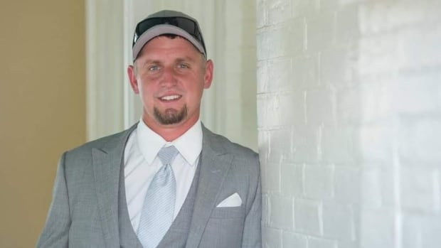 Justin Petersen was pronounced dead at the scene after his snowmobile crashed Tuesday afternoon.