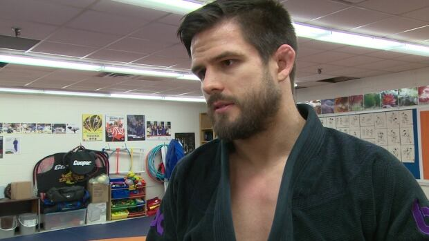 Brazilian jiu-jitsuu master Jake MacKenzie of Truro