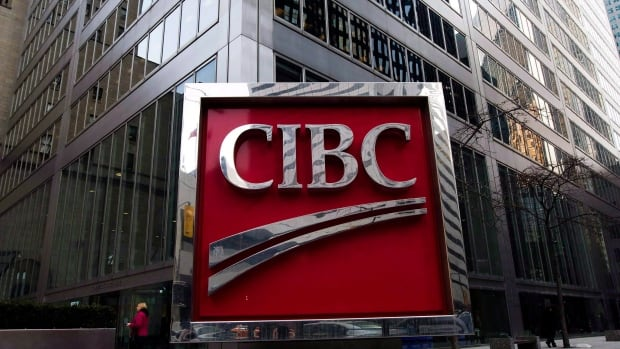 CIBC says it's raising its quarterly dividend by three cents per share to $1.18 per share.
