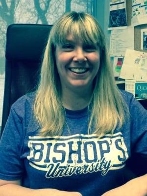 Kendra Brock at Bishops