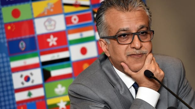 Sheikh Salman of Bahrain, a favourite in the FIFA presidential election Friday, promised CONCACAF members that committee places would not be reduced. Five candidates made last minute pitches in Zurich before the vote.