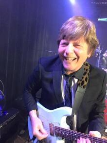 Guitarist Jamie Shear
