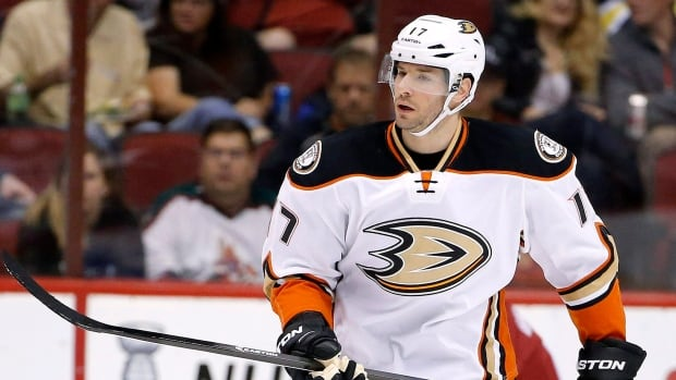 Anaheim Ducks' Ryan Kesler said that growing up playing hockey in the United States was a very different experience than in any other country.