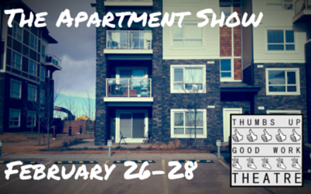 Thugwork theatre apartment show