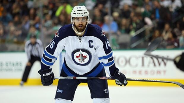 Winnipeg Jets captain Andrew Ladd was traded to the Chicago Blackhawks Thursday night.