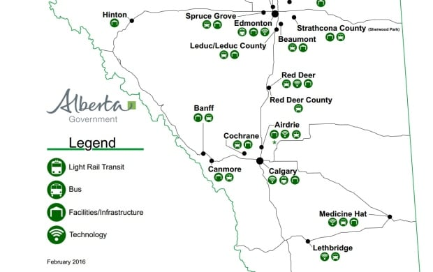 Green Transit Incentives Program (GreenTRIP) transit program