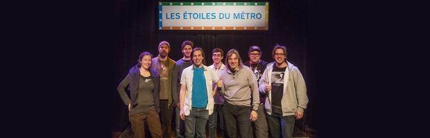 Les Etoiles du Metro en Concert