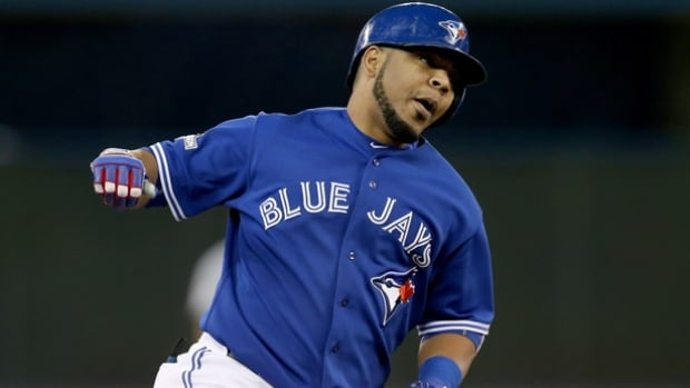 Edwin Encarnacion, and his invisible parrot who accompanies him on home run trots around the bases, wants to sign a long-term deal to remain a Blue Jay but doesn't want to negotiate during the season. He becomes a free agent at the end of the 2016 season.