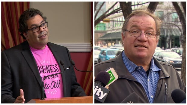 The war of words between Mayor Naheed Nenshi and the public group Ready to Engage, represented by Rick Donkers, continues.