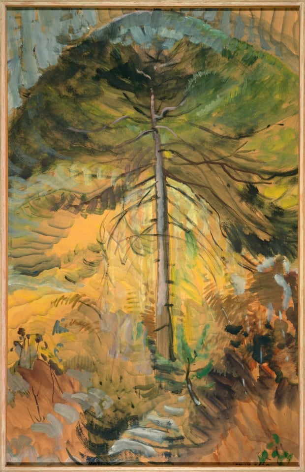 Emily Carr Happiness