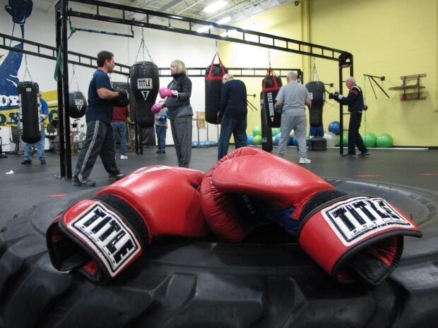 Rock Steady-boxing