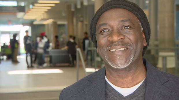 """I think it's fantastic to see the city of Toronto respond to the local residents' need and this building is a full demonstration of that. Young people and adults here have an opportunity athletically and recreationally,"" recreation manager Lucky Boothe told CBC News."