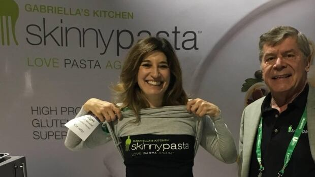 "Calgarian Margot Micallef has been invited to serve her ""skinny pasta"" to some of the biggest names in Hollywood at an exclusive Oscars party."