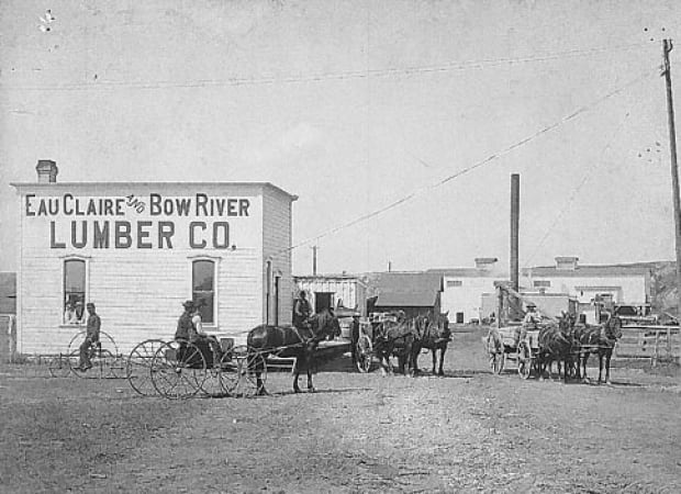Eau Claire and Bow River Lumber Co.