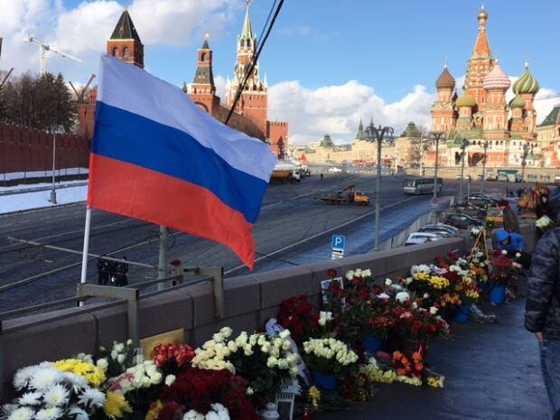 Nemtsov memorial