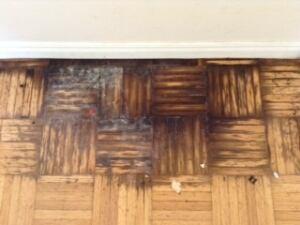 apartment damage