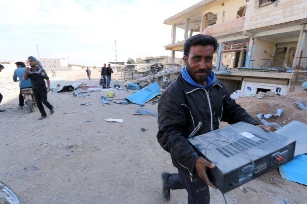 MIDEAST-CRISIS/SYRIA-ISLAMICSTATE
