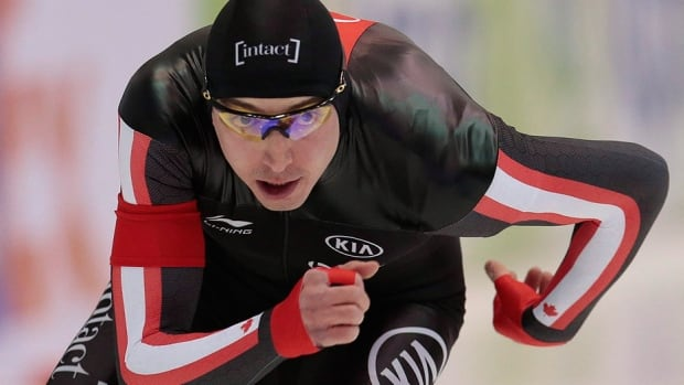 Alex Boisvert-Lacroix was the top Canadian on Saturday at the speed skating world sprint championships in Seoul, South Korea as he finished sixth in the men's 500-metre race in a time of 35.13 seconds. The Sherbrooke, Que., native also placed 23rd in the men's 1,000 (1:12.23).