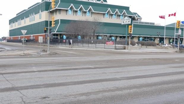 Winnipeg police say the crash happened around 1:30 a.m. at Winnipeg's McPhillips Street and Jarvis Avenue.