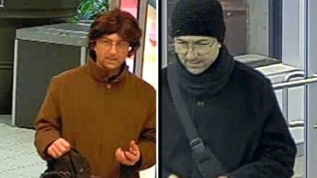 Police are seeking assistance identifying this man, wanted for four bank robberies in the last month.