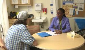 Jarad Hauck talks with Dr. Nicole Johnson