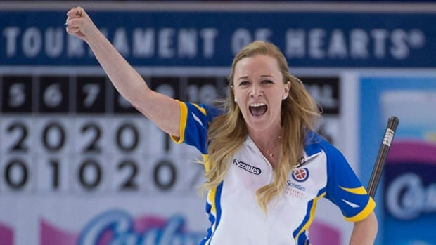 Chelsea Carey will skip Canada's rink at the women's curling world championship that begins this weekend in Swift Current, Sask.