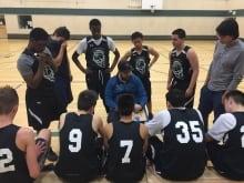 Team NWT basketball team