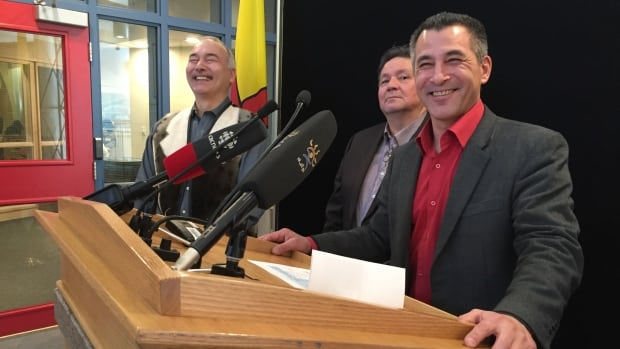 'I'm very happy and pleased that these projects have been identified by the Government of Nunavut,' said Hunter Tootoo, Minister of Fisheries, Oceans and the Canadian Coast Guard.