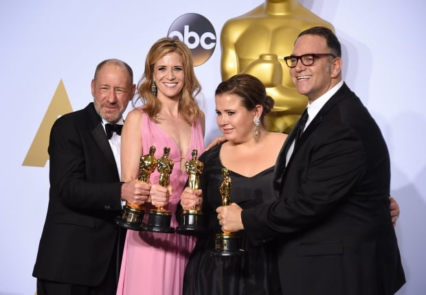 88th Academy Awards - Press Room