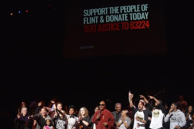 Flint Water Oscar Night Benefit