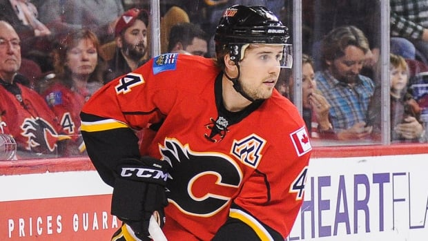 The Flames have traded defenceman Kris Russell to Dallas. The 28-year-old native of Carolina, Alta., who set career bests last season in assists (30), points (34) and plus-minus (plus-18), has 15 points in 51 contests this season and is averaging close to 23 minutes a game. Russell is eligible for unrestricted free agency on July 1.