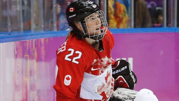 Hayley Wickenheiser will play in her 13th world championship. Canada's all-time leading scorer didn't participate in Malmo, Sweden because of season-ending foot surgery.