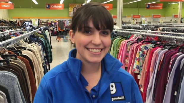 Robyn Preston accessed Women's Employment Outreach in 2015 and is now the assistant manager at a thrift shop in Dartmouth.