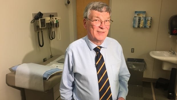 Dr. James Dickinson is a professor of family medicine and community health sciences at the University of Calgary. He is the lead author of a study that found PSA testing does not change prostate cancer mortality.